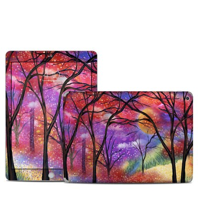 Apple iPad 5th Gen Skin - Moon Meadow