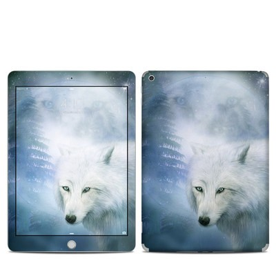 Apple iPad 5th Gen Skin - Moon Spirit