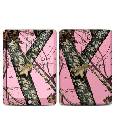 Apple iPad 5th Gen Skin - Break-Up Pink