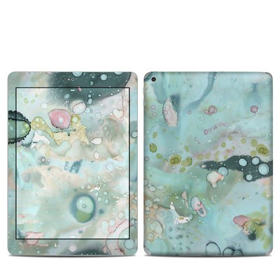 Apple iPad 5th Gen Skin - Organic In Blue