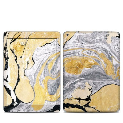 Apple iPad 5th Gen Skin - Ornate Marble