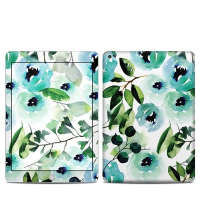 Apple iPad 5th Gen Skin - Peonies