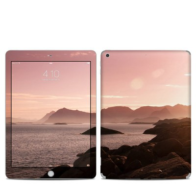 Apple iPad 5th Gen Skin - Pink Sea