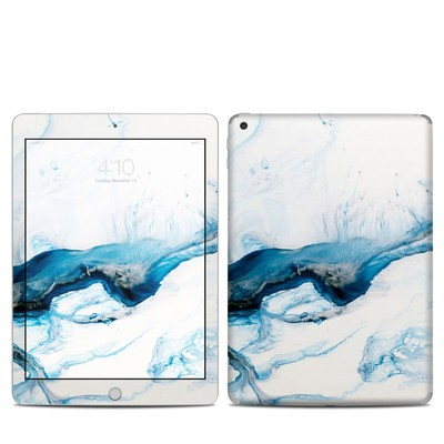 Apple iPad 5th Gen Skin - Polar Marble