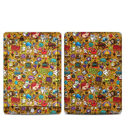 Apple iPad 5th Gen Skin - Psychedelic