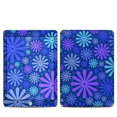 Apple iPad 5th Gen Skin - Indigo Punch