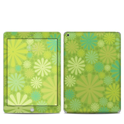 Apple iPad 5th Gen Skin - Lime Punch