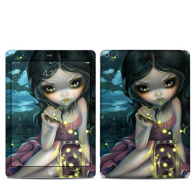 Apple iPad 5th Gen Skin - Releasing Fireflies
