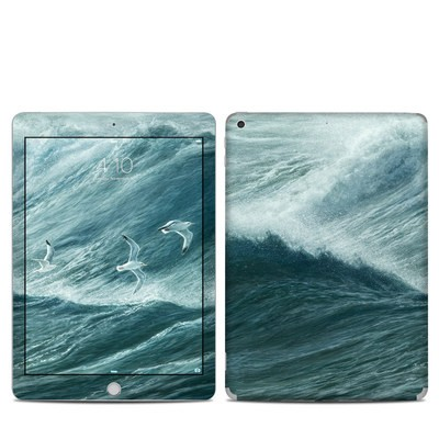 Apple iPad 5th Gen Skin - Riding the Wind