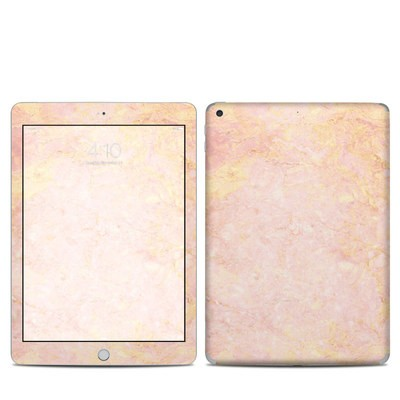 Apple iPad 5th Gen Skin - Rose Gold Marble