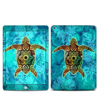 Apple iPad 5th Gen Skin - Sacred Honu