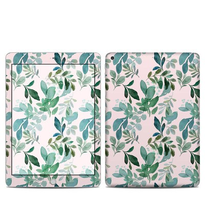 Apple iPad 5th Gen Skin - Sage Greenery