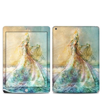 Apple iPad 5th Gen Skin - The Shell Maiden