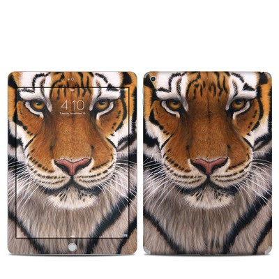 Apple iPad 5th Gen Skin - Siberian Tiger