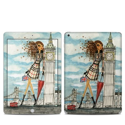 Apple iPad 5th Gen Skin - The Sights London