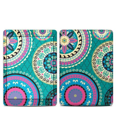 Apple iPad 5th Gen Skin - Silk Road