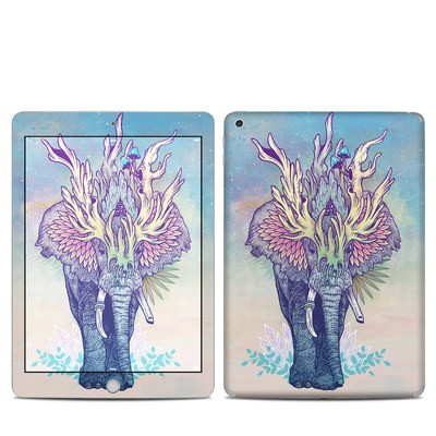 Apple iPad 5th Gen Skin - Spirit Elephant