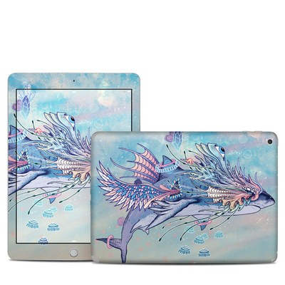 Apple iPad 5th Gen Skin - Spirit Shark