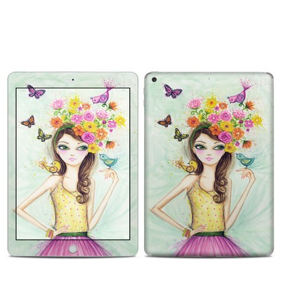 Apple iPad 5th Gen Skin - Spring Time