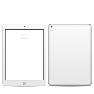 Apple iPad 5th Gen Skin - Solid State White