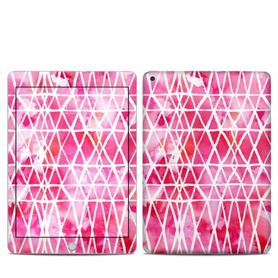 Apple iPad 5th Gen Skin - Stained Glass