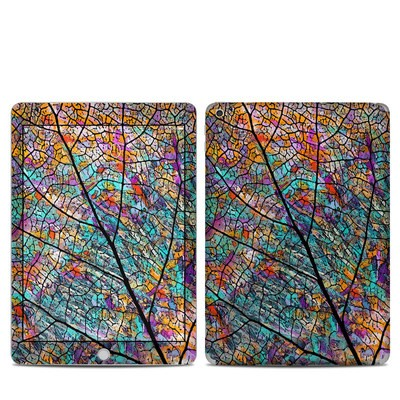 Apple iPad 5th Gen Skin - Stained Aspen