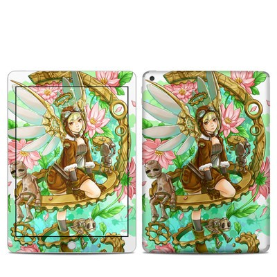 Apple iPad 5th Gen Skin - Steampunk Angel
