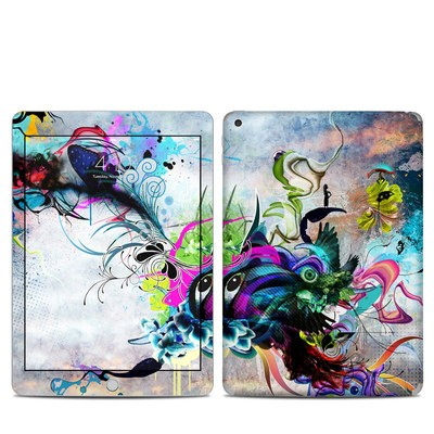 Apple iPad 5th Gen Skin - Streaming Eye