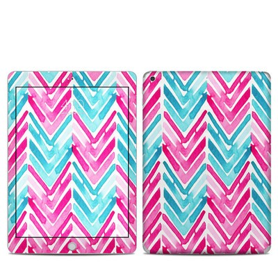 Apple iPad 5th Gen Skin - Sweet Chevron