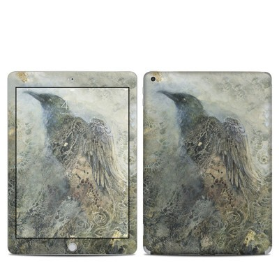 Apple iPad 5th Gen Skin - The Raven
