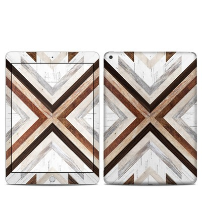 Apple iPad 5th Gen Skin - Timber