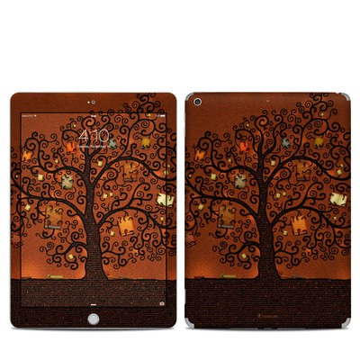 Apple iPad 5th Gen Skin - Tree Of Books