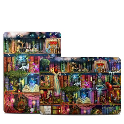 Apple iPad 5th Gen Skin - Treasure Hunt