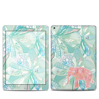 Apple iPad 5th Gen Skin - Tropical Elephant