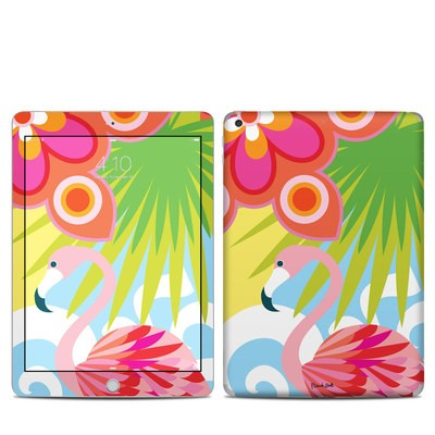 Apple iPad 5th Gen Skin - Tropic Fantasia