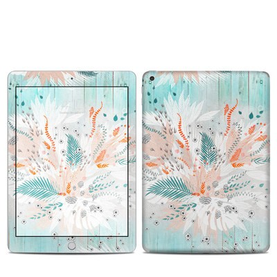 Apple iPad 5th Gen Skin - Tropical Fern