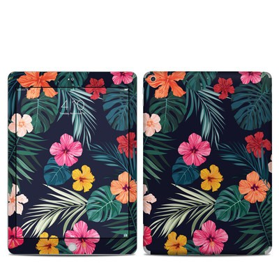 Apple iPad 5th Gen Skin - Tropical Hibiscus