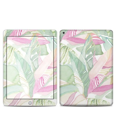 Apple iPad 5th Gen Skin - Tropical Leaves