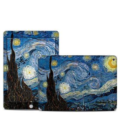 Apple iPad 5th Gen Skin - Starry Night