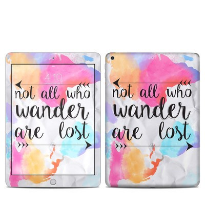 Apple iPad 5th Gen Skin - Wander