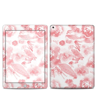 Apple iPad 5th Gen Skin - Washed Out Rose