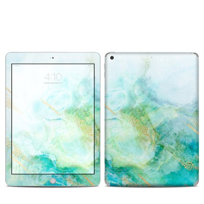 Apple iPad 5th Gen Skin - Winter Marble