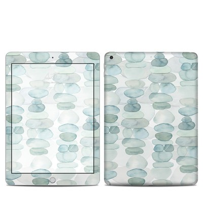 Apple iPad 5th Gen Skin - Zen Stones