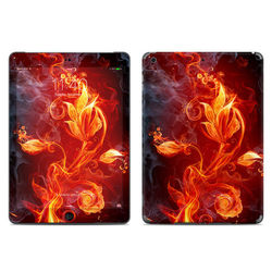 Apple iPad Air Skin - Flower Of Fire