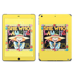 Apple iPad Air Skin - She Who Laughs