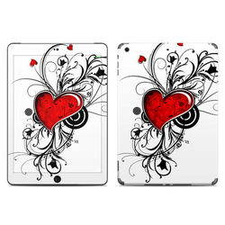 Apple iPad Air Skin - My Heart