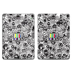 Apple iPad Air Skin - TV Kills Everything