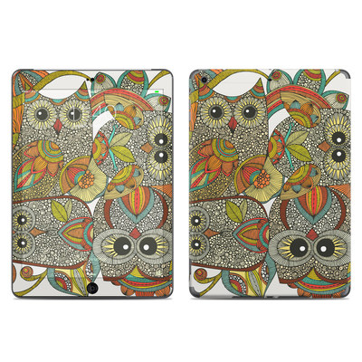 Apple iPad Air Skin - 4 owls