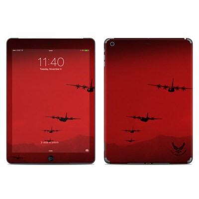 Apple iPad Air Skin - Air Traffic