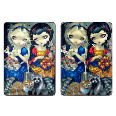 Apple iPad Air Skin - Alice & Snow White